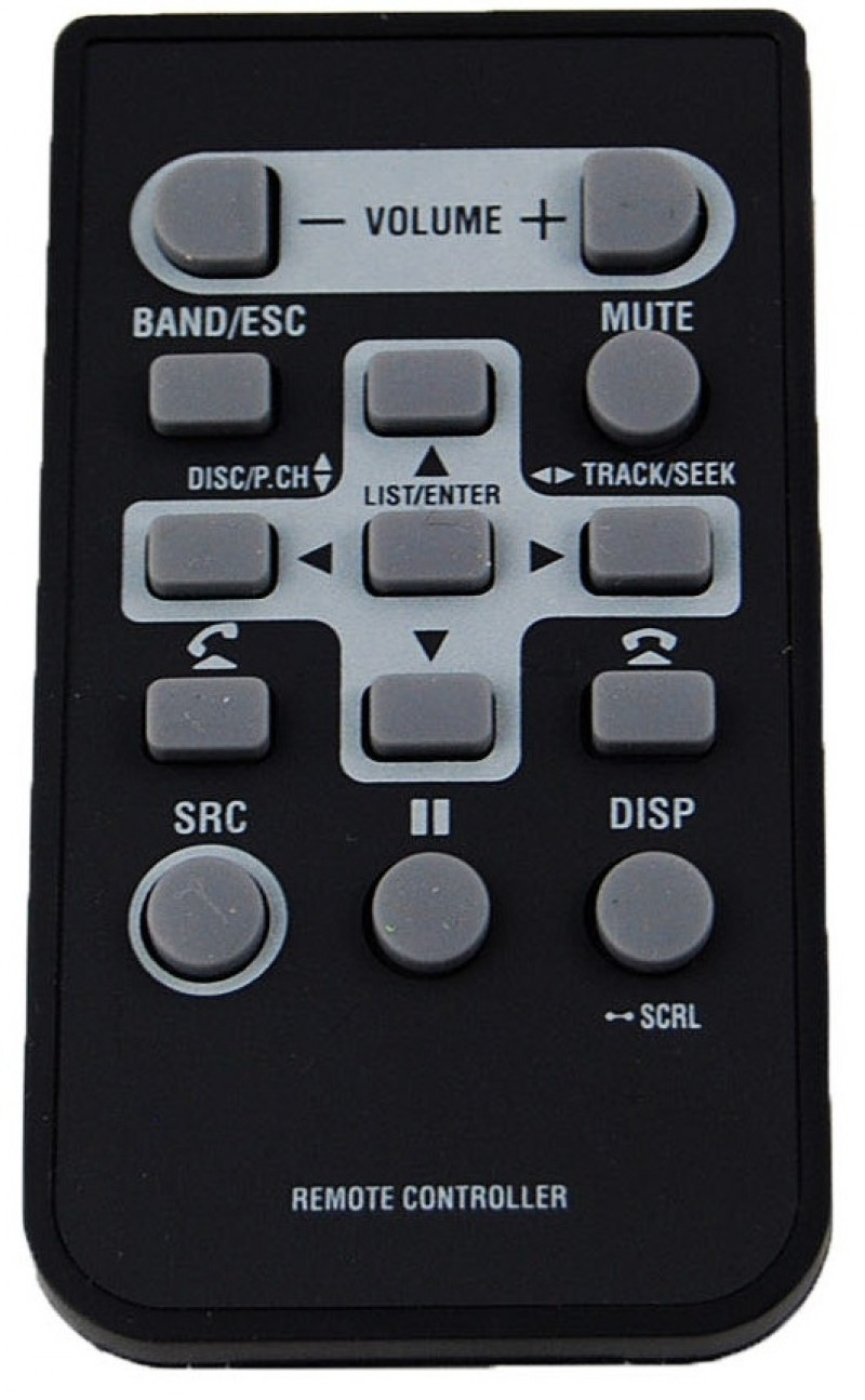 Pioneer Head Unit Replacement Remote Control Other