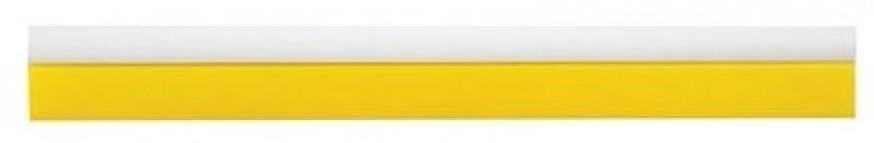 18 1/2'' Yellow Turbo Hard Squeegee