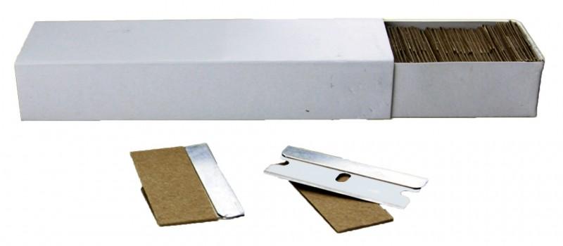 1.5'' Single Carbon Steel Edge Blades