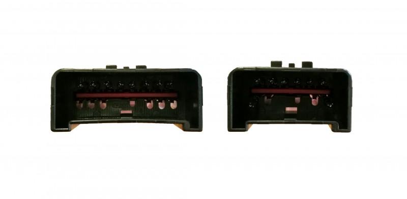 1989-2000 Ford Premium Sound System Amp Bypass Plug