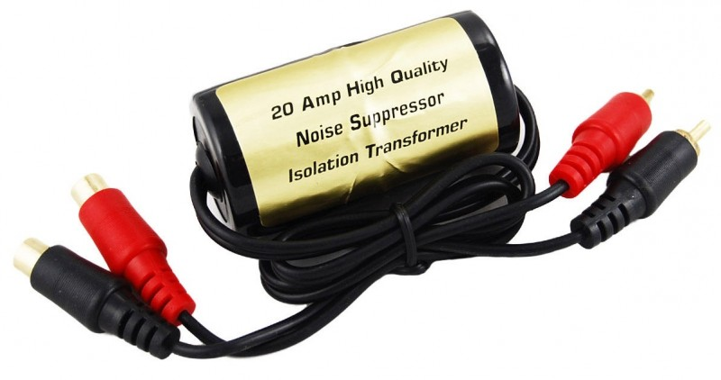 Ground Loop Isolator/Noise Suppressor