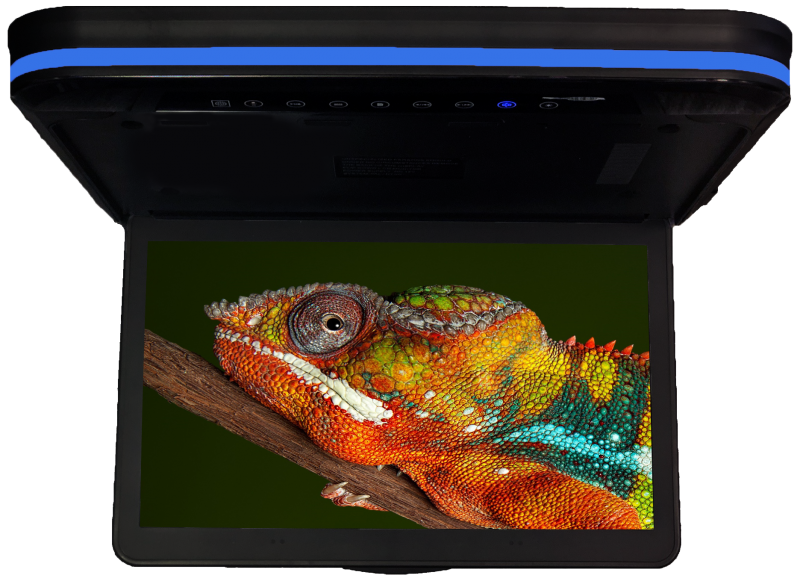 "CFD-158 - Chameleon 15.6"" Flipdown Video Monitor"