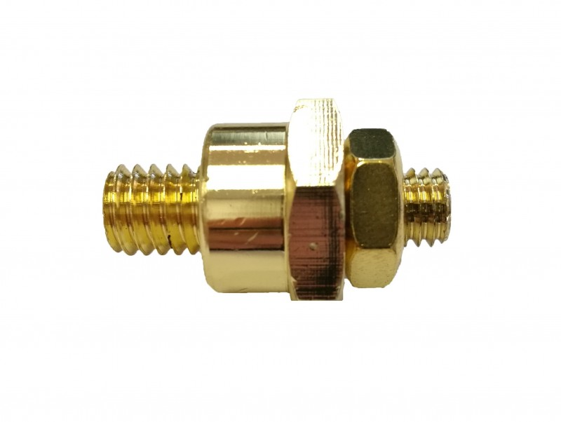 BP1 - Gold Side Post Battery Terminal