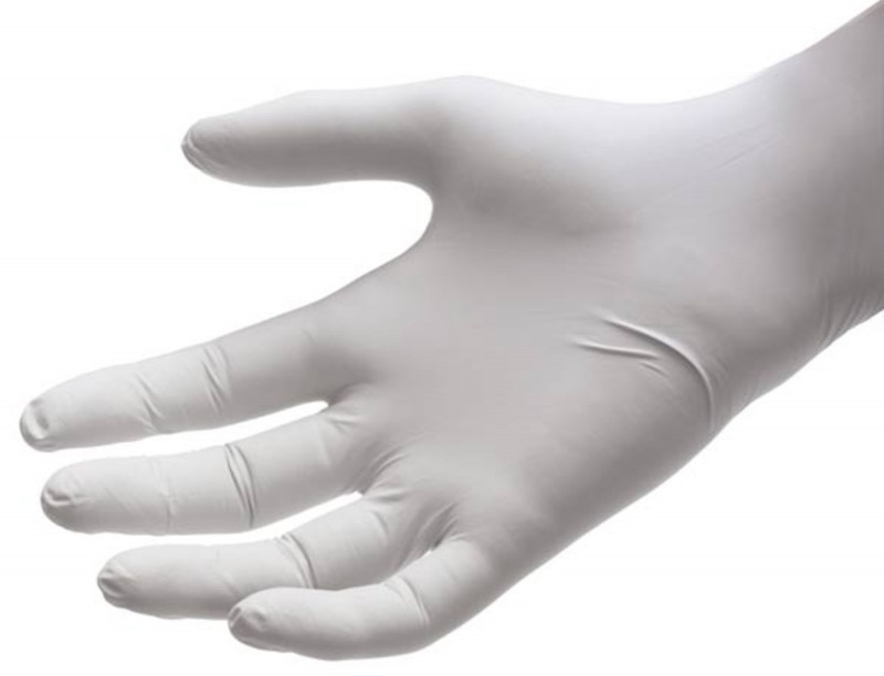 Disposable Nitrile Gloves [100pc / box] - Small