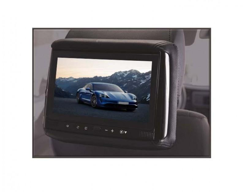 "RSS-906 - 9"" HD Rear Seat Entertainment Headrest"