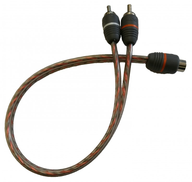 Twisted Pair RCA Cable