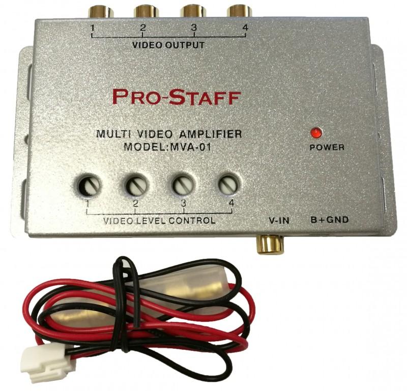 Multi Video Amplifier