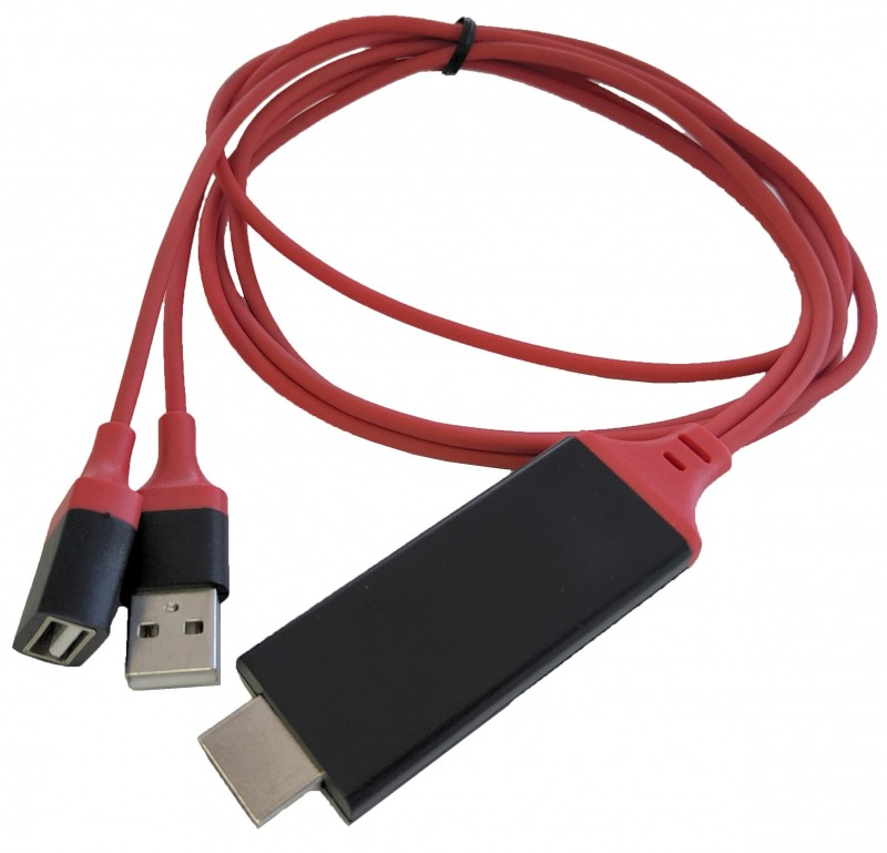 Universal To HDMI HDTV Cable