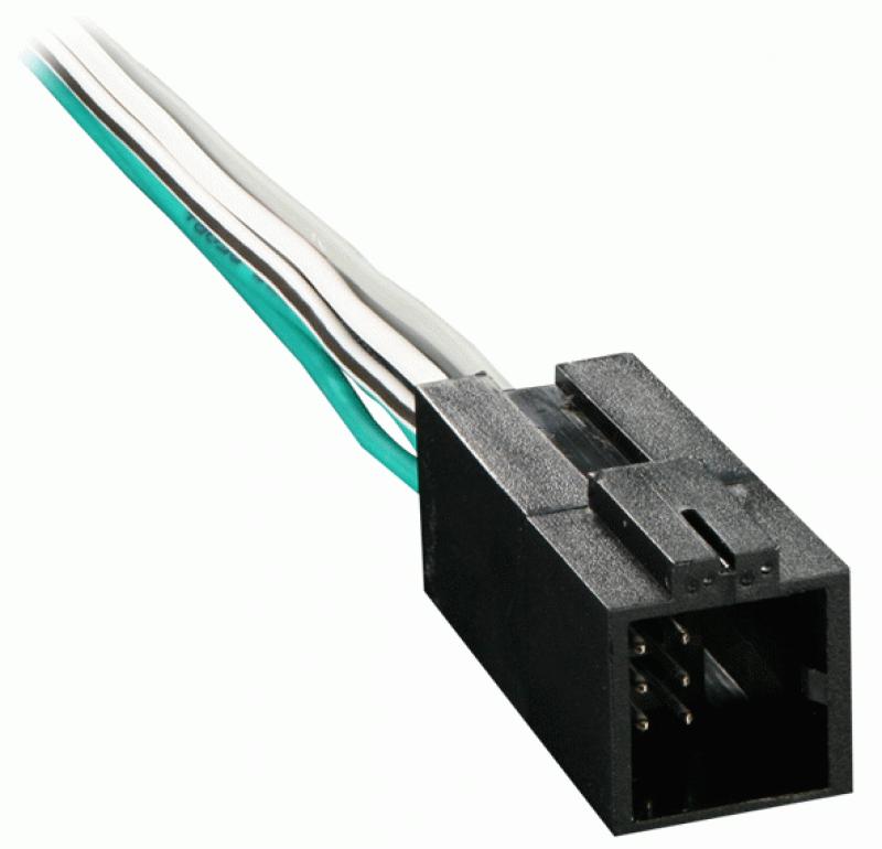 1989-2000 Ford Premium Sound System Amp Integator Plug (FDF-5512)
