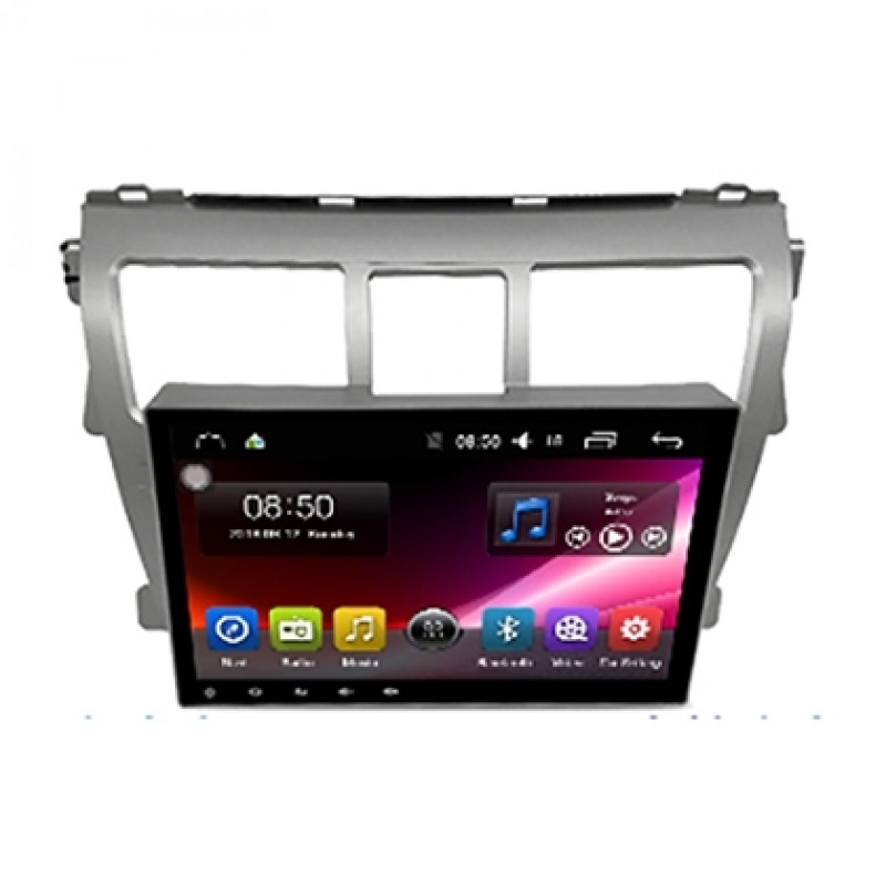 2008-2013 Vios 10.1'' Touch Screen In-Dash