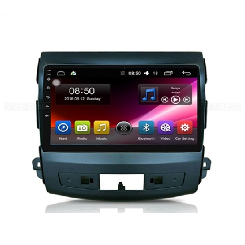 2008-2014 Mitsubishi Outlander EX 9'' Touch Screen In-Dash