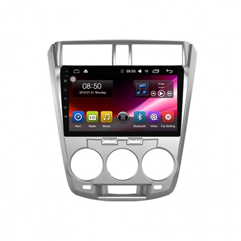 2008 Honda City 10.1'' Touch Screen In-Dash