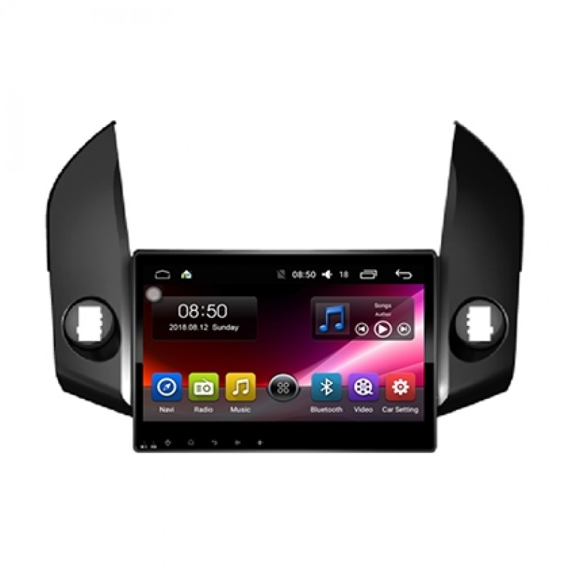 2009-2012 Toyota RAV4 10.1'' Touch Screen In-Dash