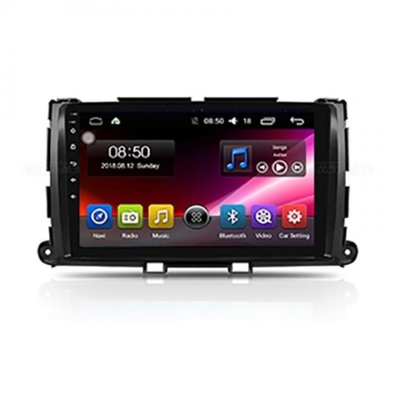 2011-2013 Toyota Sienna 9'' Touch Screen In-Dash
