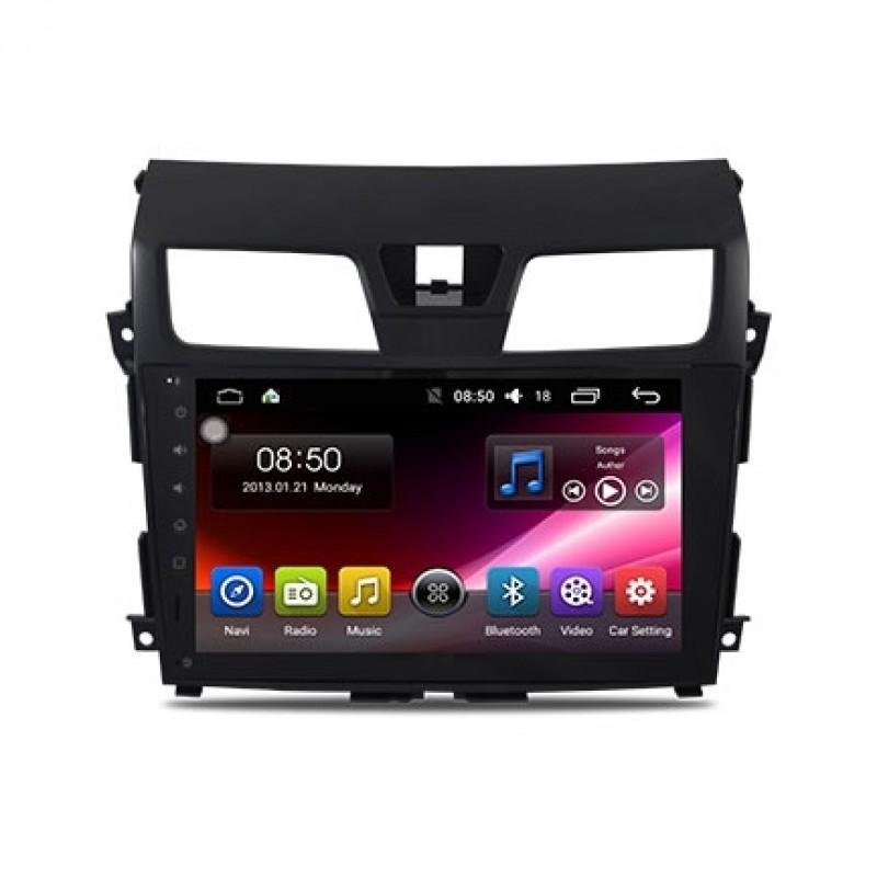 2013 Nissan Teana 10.1'' Touch Screen In-Dash