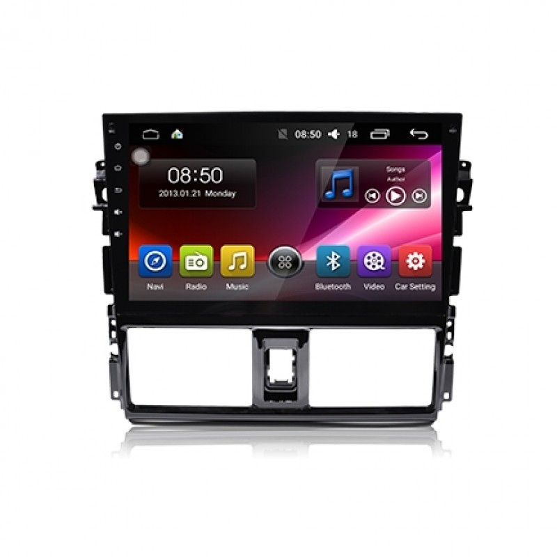 2014 Toyota Vios 10.1'' Touch Screen In-Dash