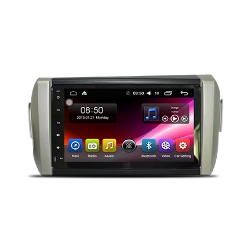 2017 Toyota Innova 10.1'' Touch Screen In-Dash