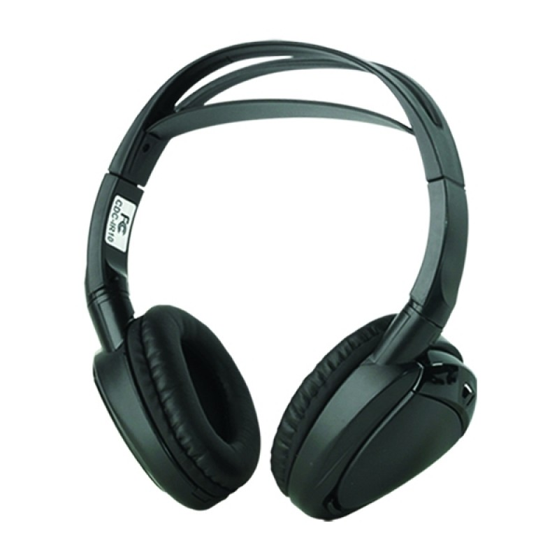 Dual Channel IR Headphones