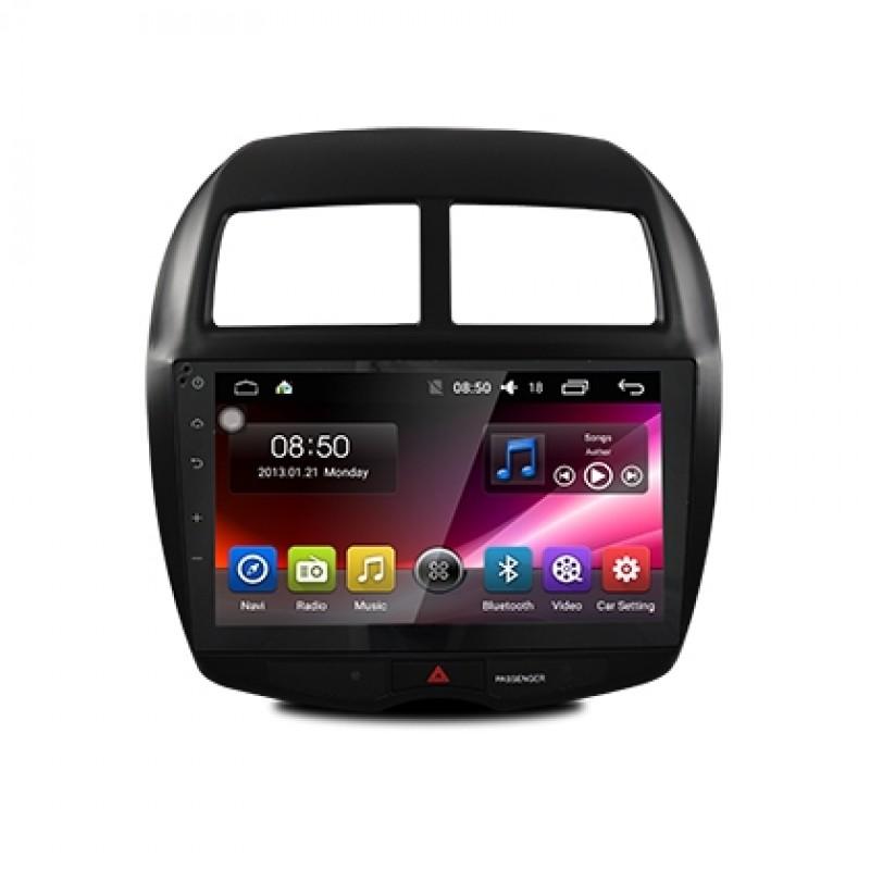Mitsubishi ASX 10.1'' Touch Screen In-Dash