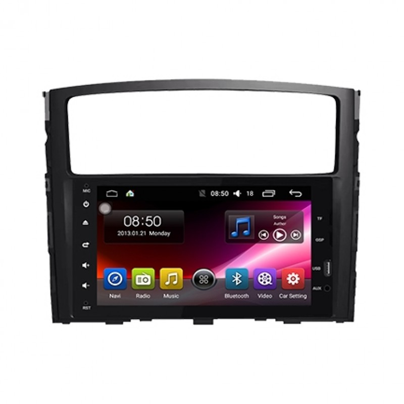 Mitsubishi Pajero 9'' Touch Screen In-Dash