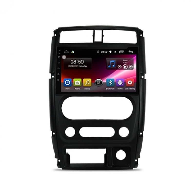 Suzuki Jimny 9'' Touch Screen In-Dash