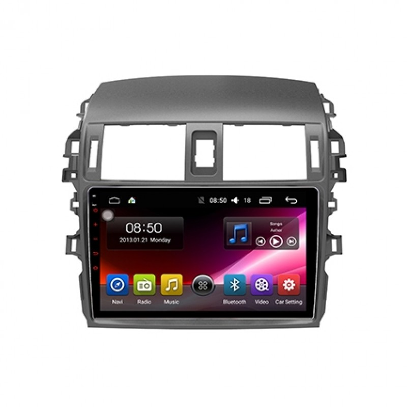 2007-2013 Toyota Corolla 9'' Touch Screen In-Dash