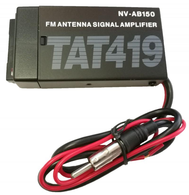 FM Antenna Signal Amplifier
