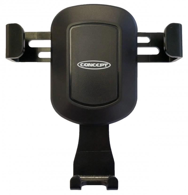 Universal Gravity Based Car Phone Holder