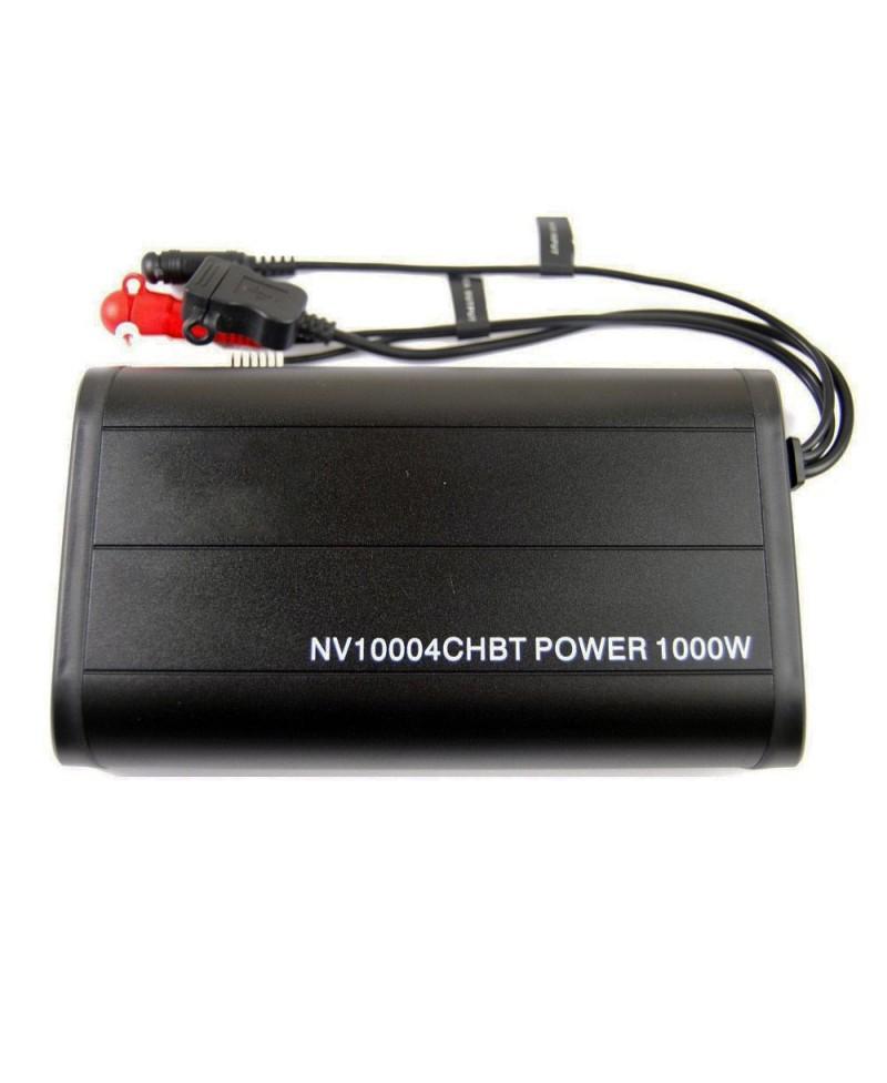 1000W Waterproof Bluetooth 4-Channel Stereo Amplifier