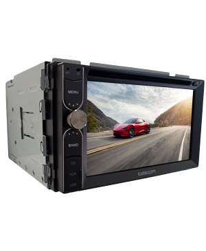 Concept DDH-62 6.2-Inch Multimedia Stereo In-Dash w/ Mirror Link