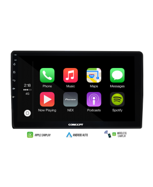 XL-10S - 10.1'' Touchscreen Stereo In-Dash WITH WIRELESS CarPlay