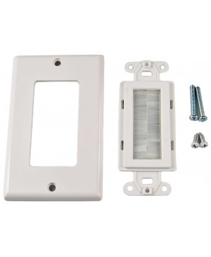 Decora Wall Plate w/ Brust Insert