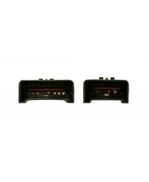 1989-2000 Ford Premium Sound System Amp Bypass Plug