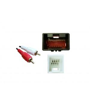 1998-2008 Ford Amplifier Integration Plug Set