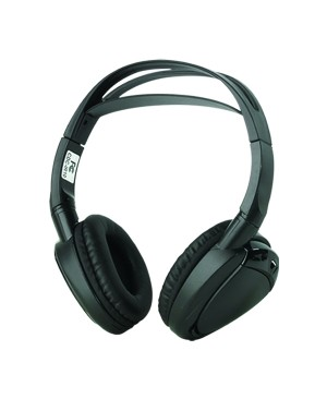 Dual Channel IR Headphones