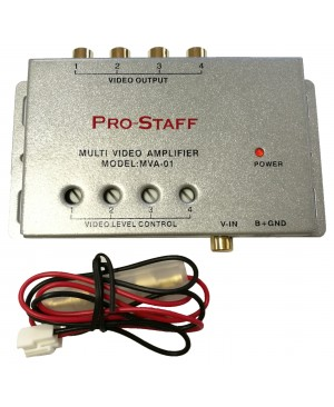 Multi Video Amplifier