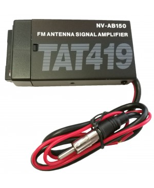 FM Antenna Signal Amplifier