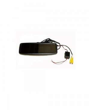 Backup Mirror With 4.3'' LCD Monitor
