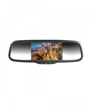 Backup Mirror With 5'' LCD Monitor & Bracket