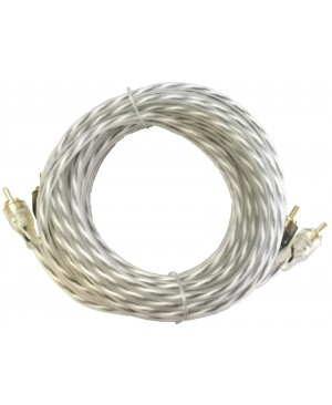 Twisted Soft RCA Cable