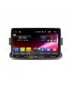 Renault Duster 8'' Touch Screen In-Dash