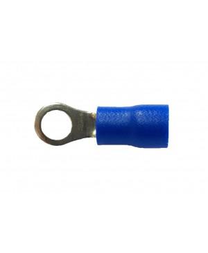 Blue Ring Terminal #8 - 100 PCS