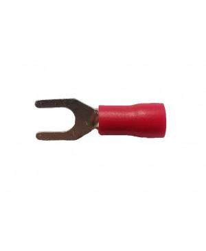 Red Spade Tongue #8 - 100 PCS