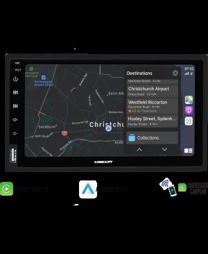 DL-70 - 7'' HD Wireless In-Dash