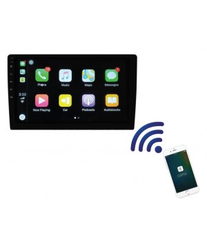 X-80S - 10.1'' Android 9.0 Touchscreen Stereo In-Dash WITH WIRELESS CarPlay